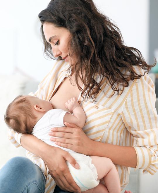 Online Voorlichtingsbijeenkomst Borstvoeding